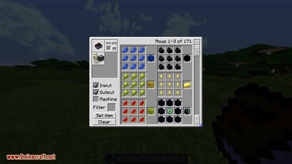 CraftGuide Mod Screenshots 1