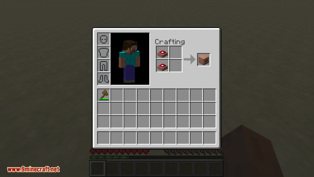 Cubic Villager Mod How to use 8