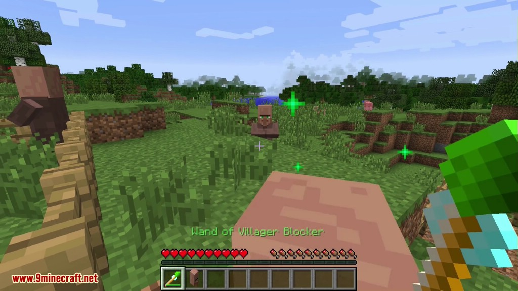 Cubic Villager Mod Screenshots 3