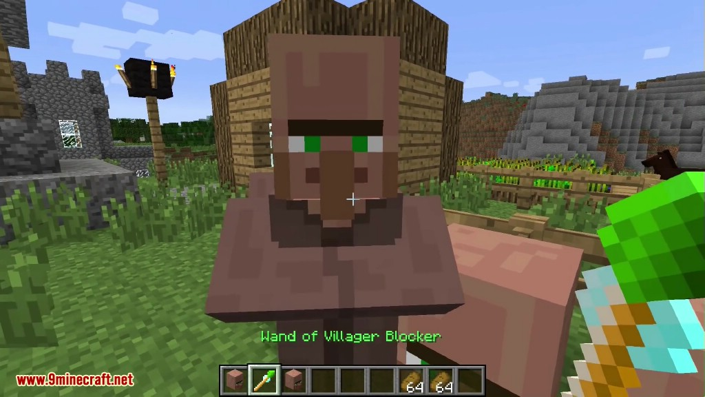 Cubic Villager Mod Screenshots 7