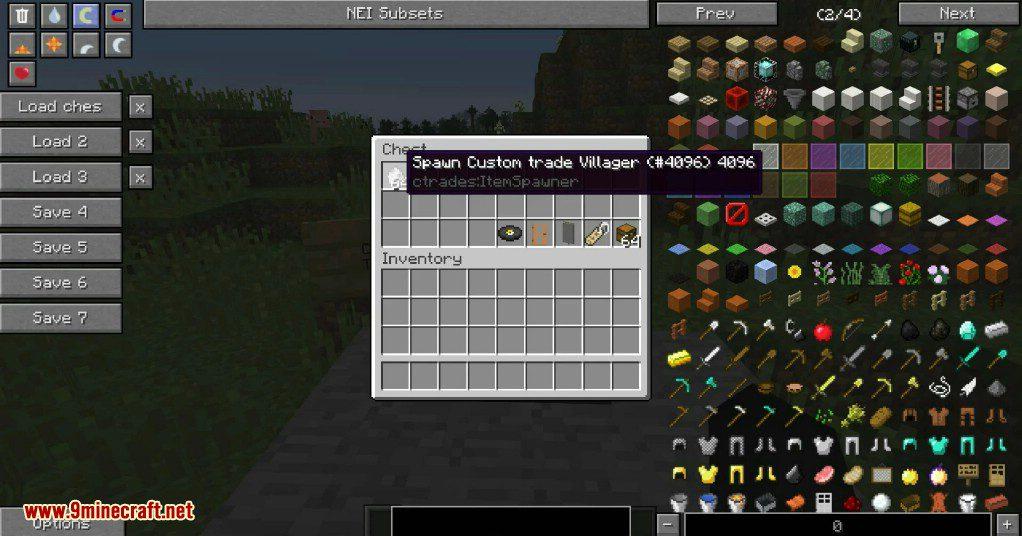 Custom Trades Mod Screenshots 2