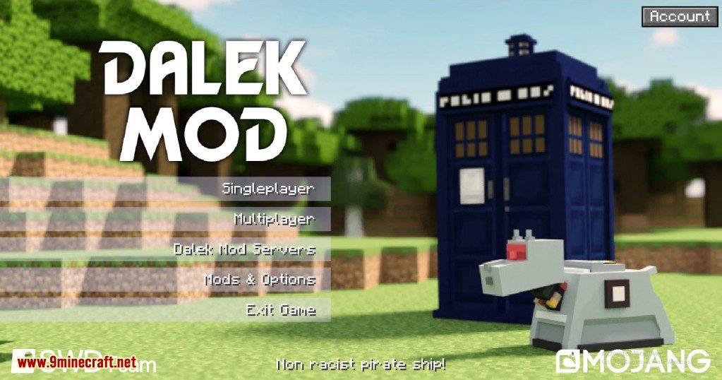 Dalek Mod Screenshots 1
