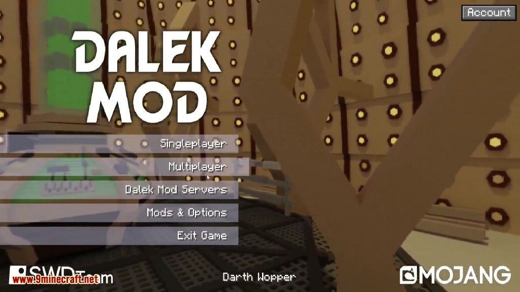 Dalek Mod Screenshots 2