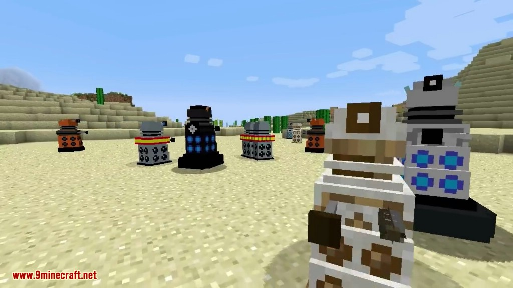 Dalek Mod Screenshots 38