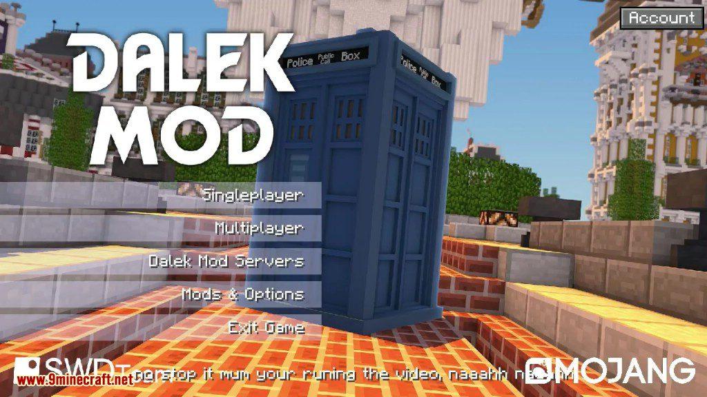 Dalek Mod Screenshots 7