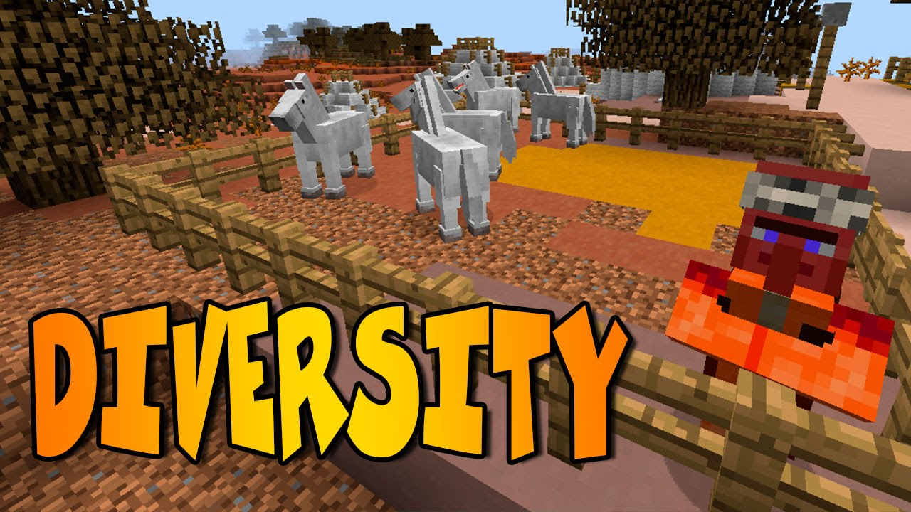 Diversity Mod