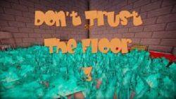 Dont Trust The Floor 3 Map logo