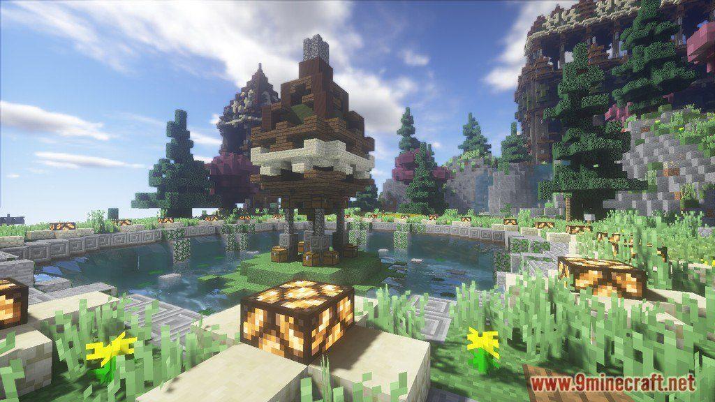 Downstream Map Screenshots 1