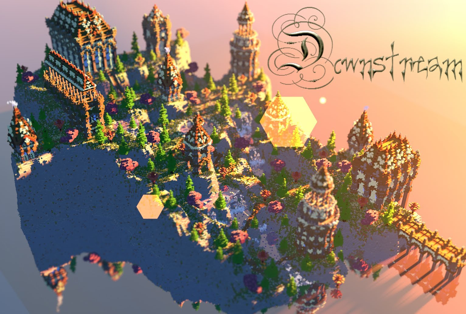 List of city maps 9minecraft downstream map 11221112 for minecraft gumiabroncs Gallery