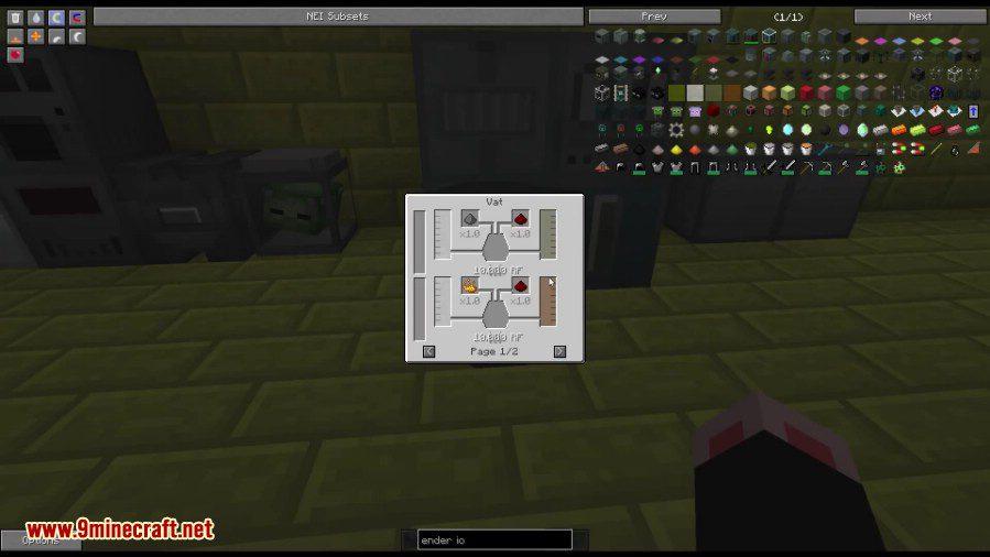 Ender IO Mod Screenshots 11
