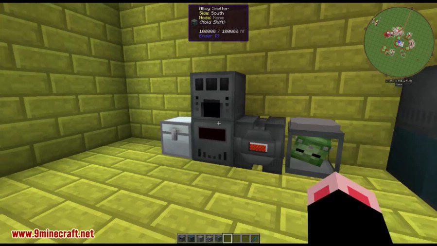 Ender IO Mod Screenshots 12