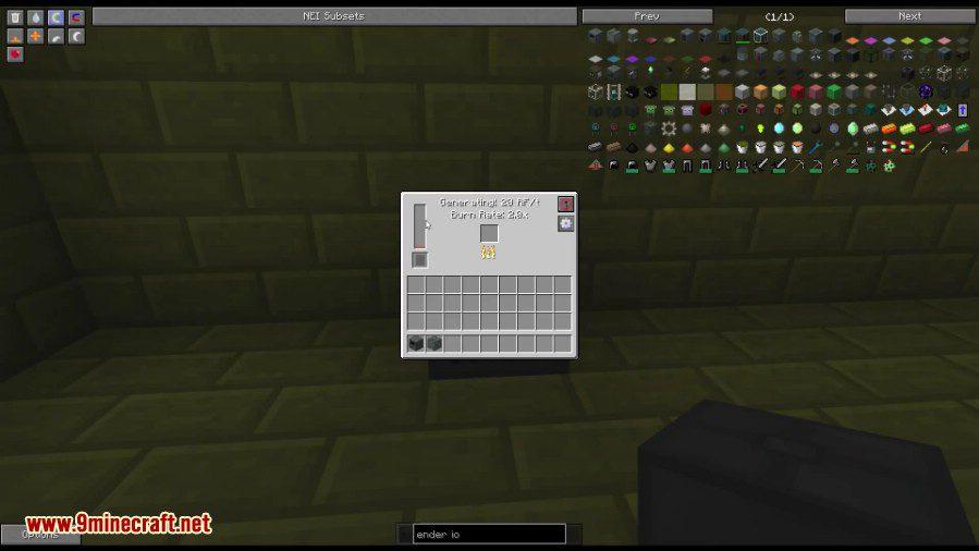 Ender IO Mod Screenshots 2