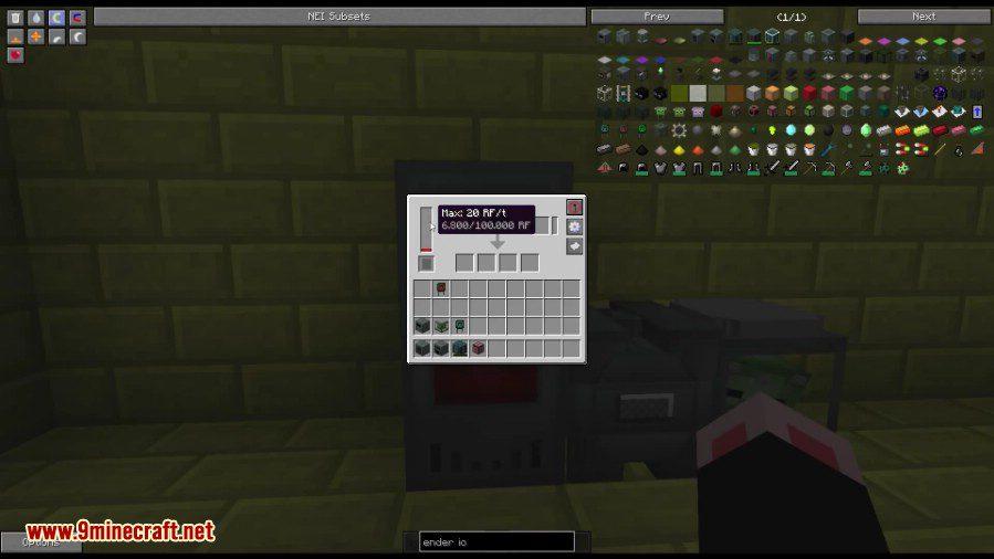 Ender IO Mod Screenshots 4