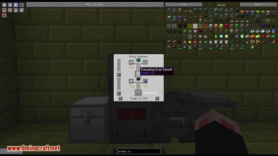 Ender IO Mod Screenshots 7