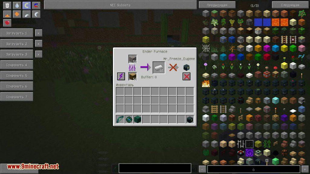 Ender Utilities Mod Screenshots 3