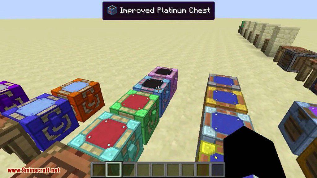 Enhanced Inventories Mod Screenshots 2