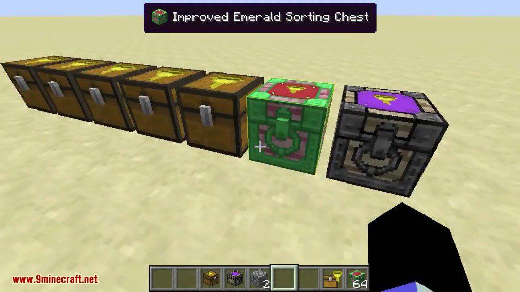 Enhanced Inventories Mod Screenshots 8