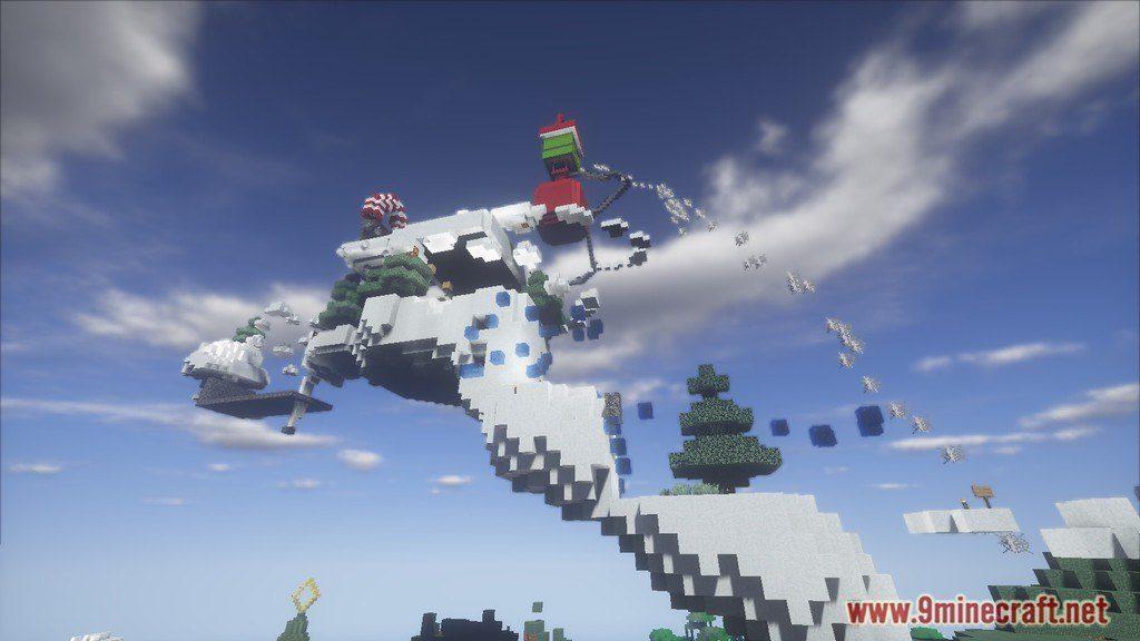Epic Jump Christmas Trolling Map Screenshots 8