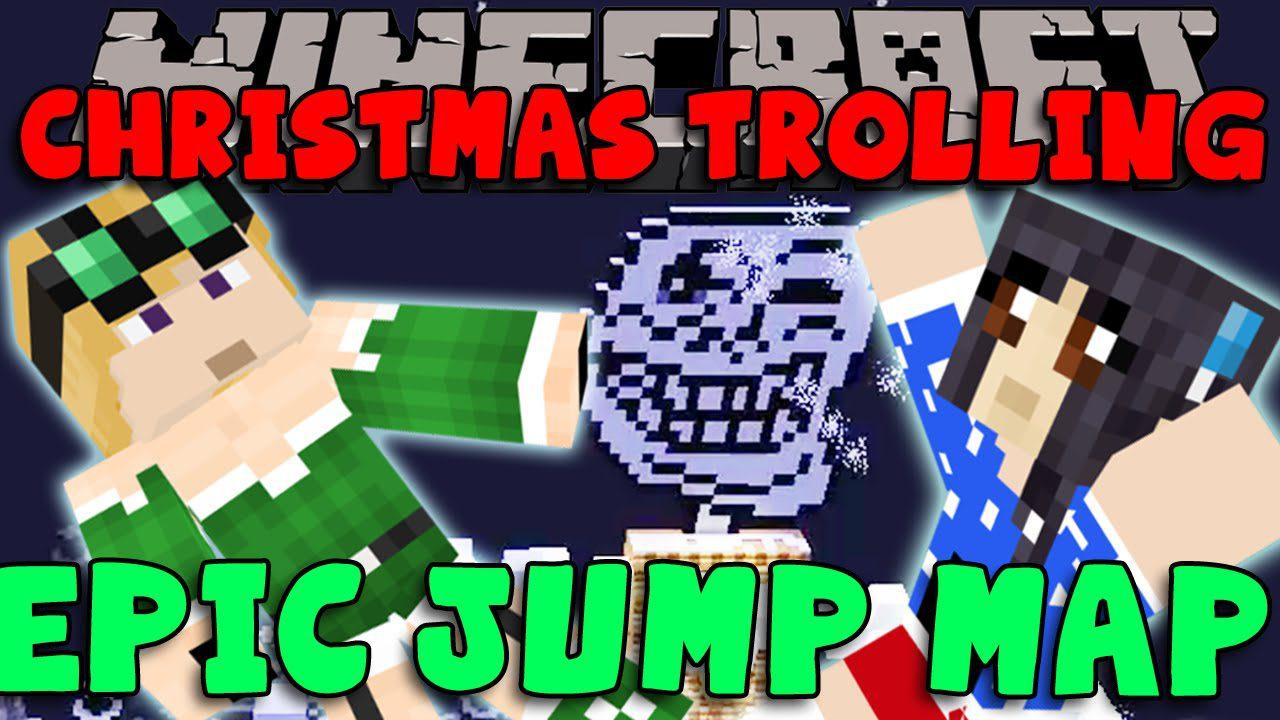 Epic Jump: Christmas Trolling Map Thumbnail