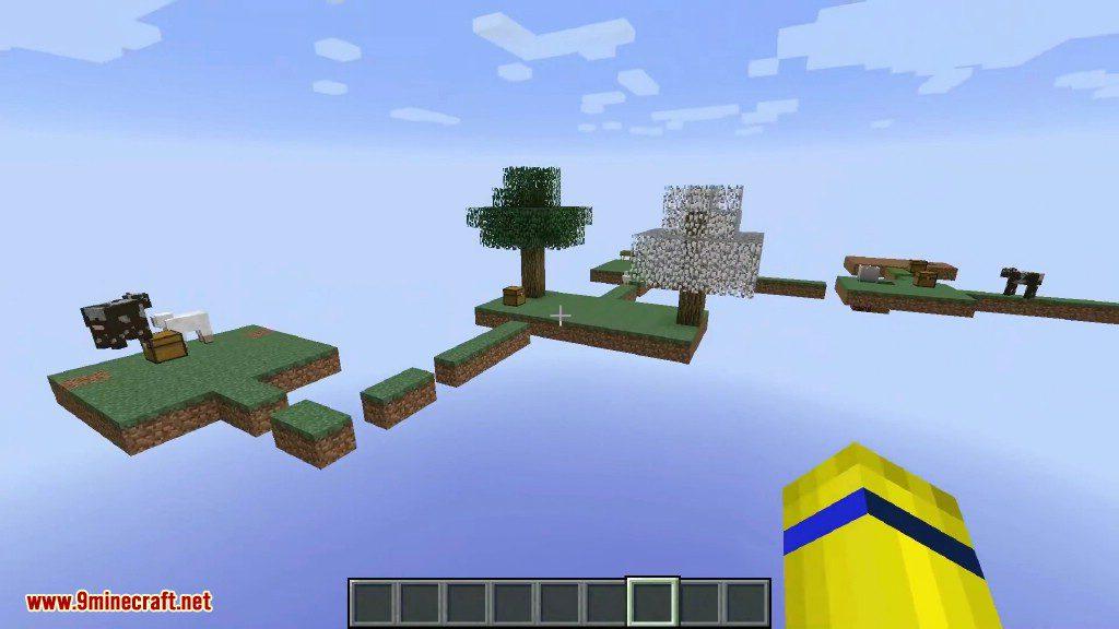 Ex Nihilo Mod 1 7 10 (SkyBlock Companion) - 9Minecraft Net