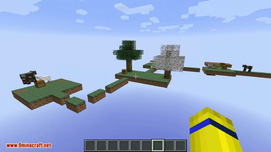 Ex Nihilo Mod Screenshots 1