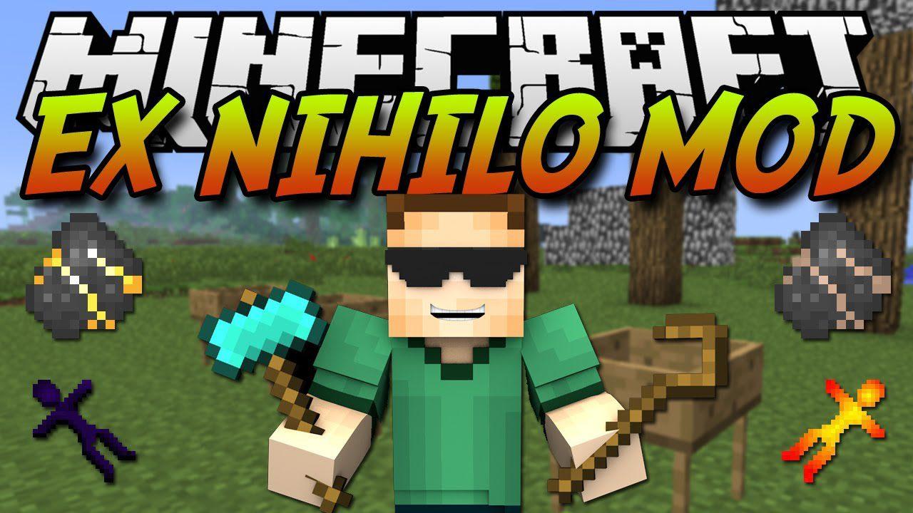 Ex Nihilo Mod