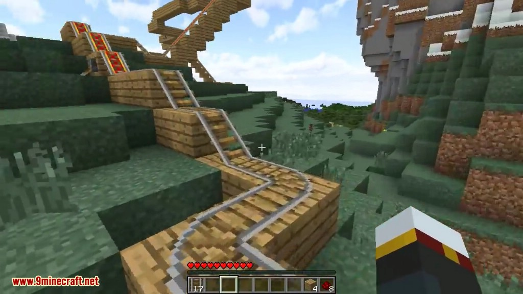 ExRollerCoaster Mod Screenshots 1