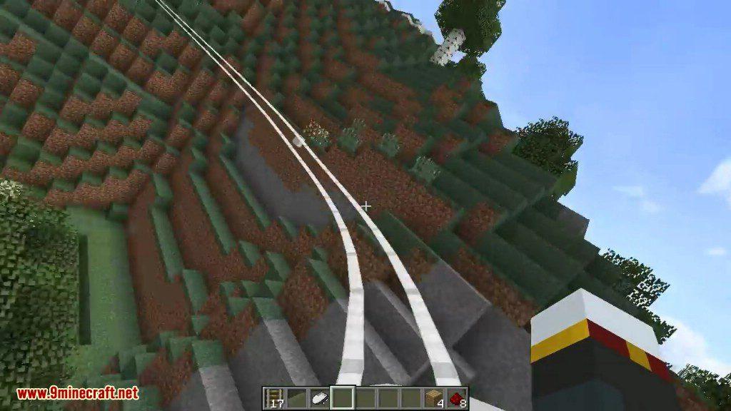 ExRollerCoaster Mod Screenshots 3
