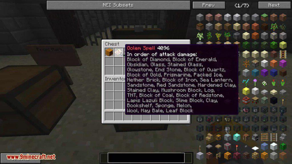 Extra Golems Mod Screenshots 1