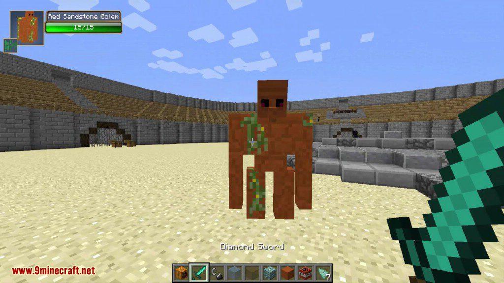 Extra Golems Mod Screenshots 19