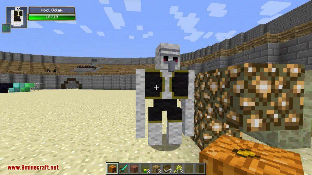 Extra Golems Mod Screenshots 3