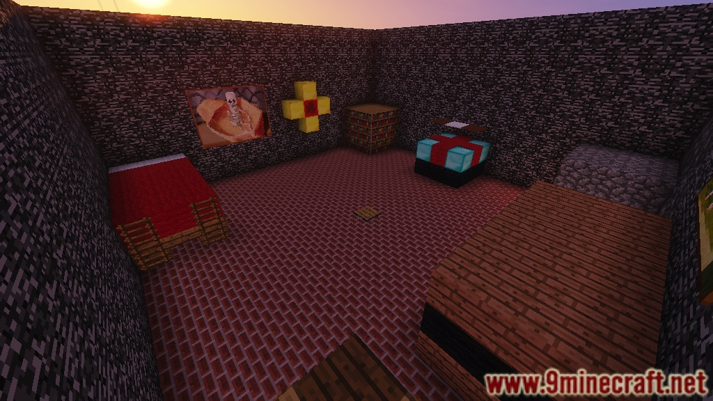 Find The Button Adventure Map Screenshots 8