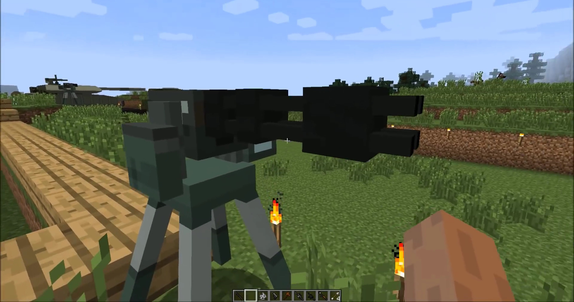 Flan's Modern Weapons Pack Mod Screenshots 11
