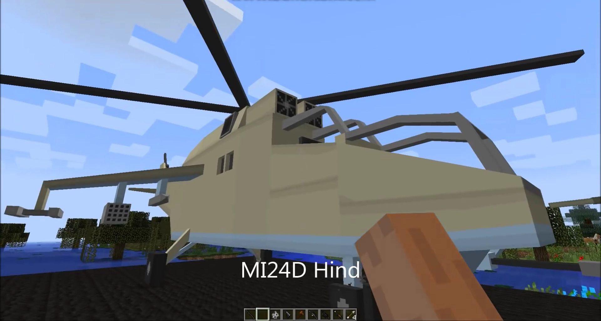 Flan's Modern Weapons Pack Mod Screenshots 15