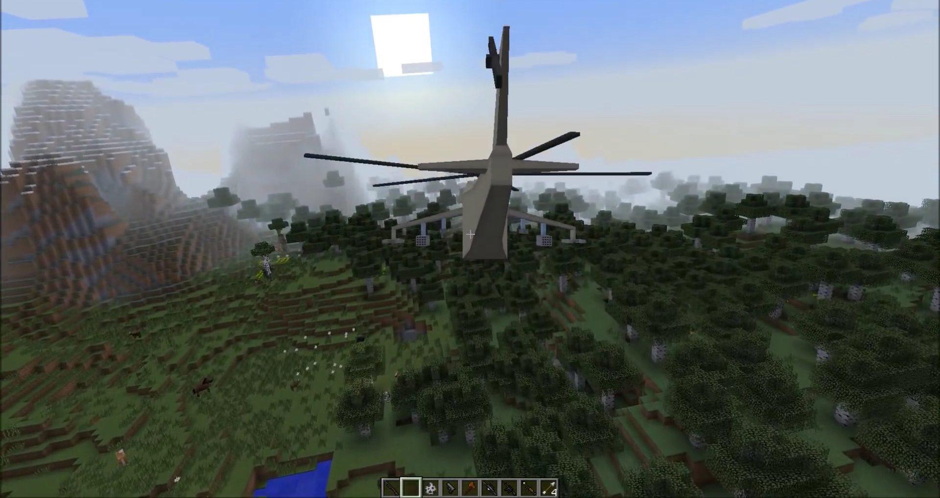 Flan's Modern Weapons Pack Mod Screenshots 16