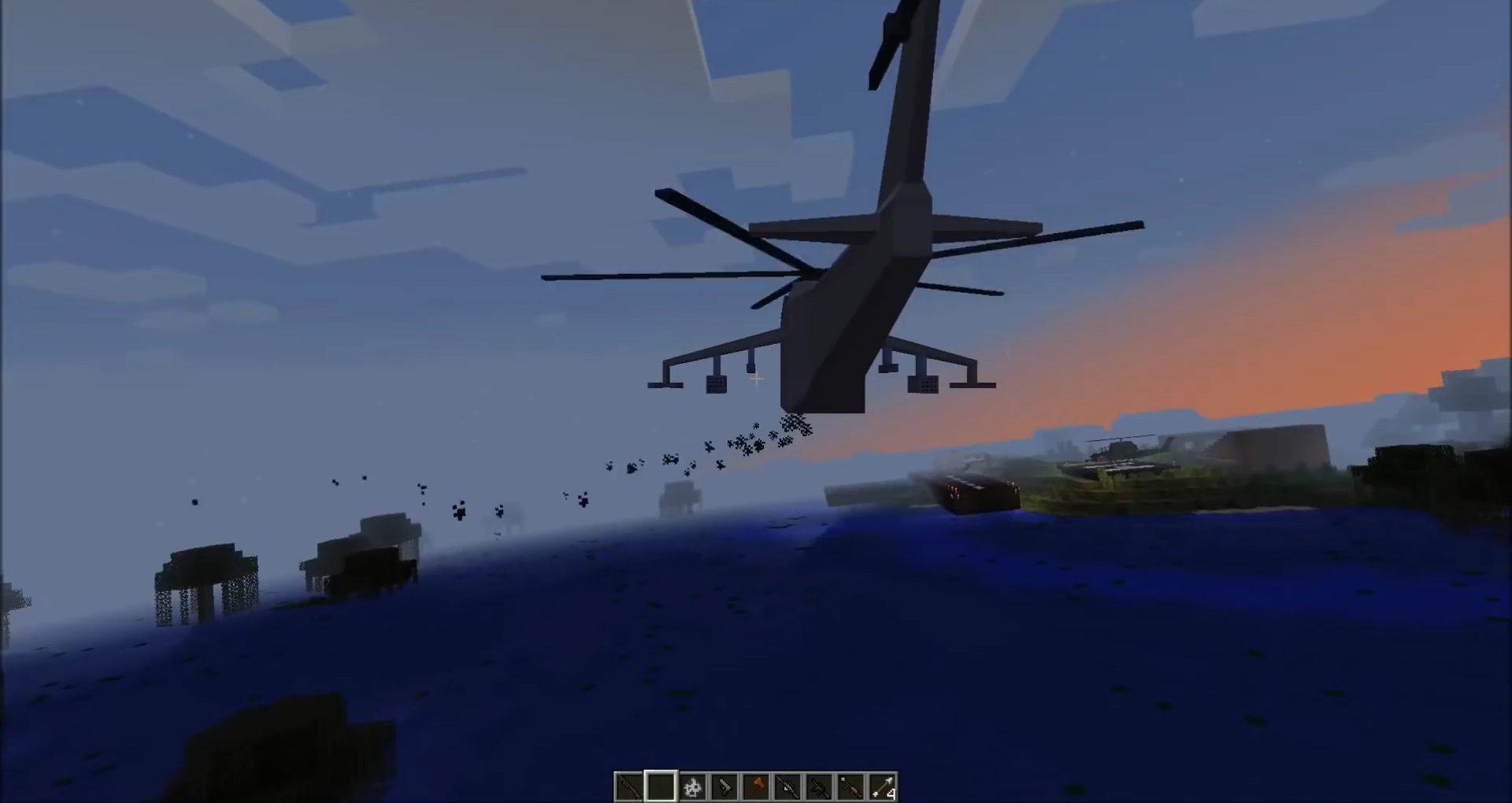 Flan's Modern Weapons Pack Mod Screenshots 17