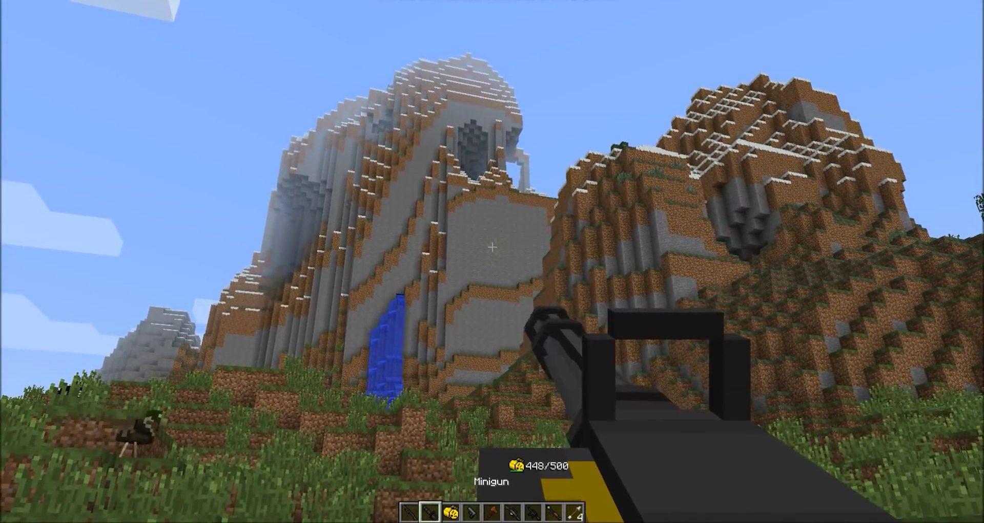 Flan's Modern Weapons Pack Mod Screenshots 19