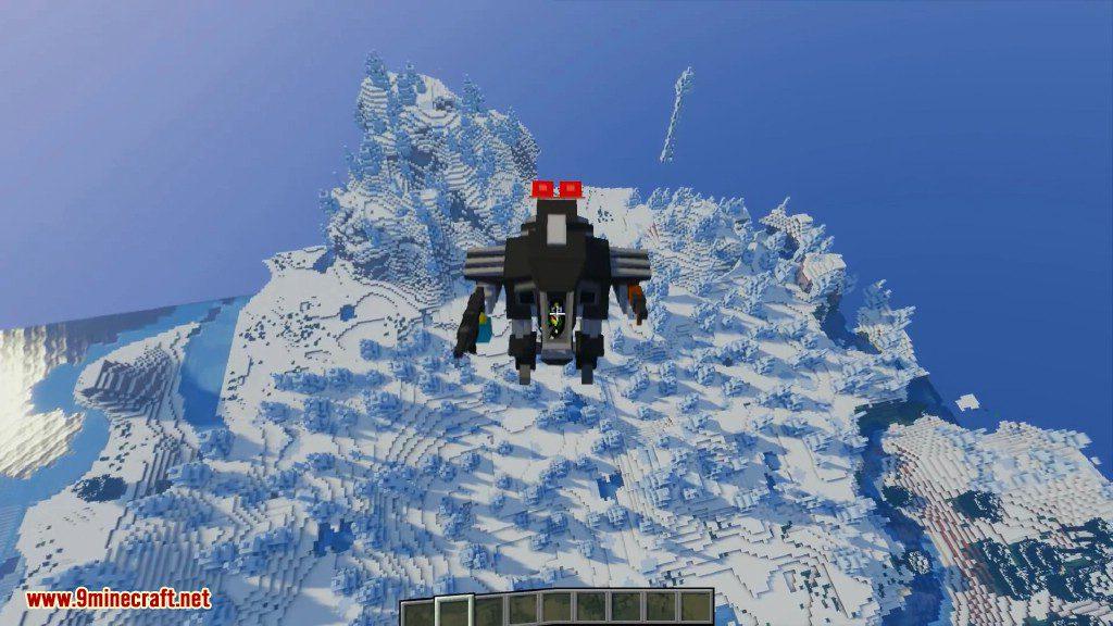 Flan's Titan Pack Mod Screenshots 1