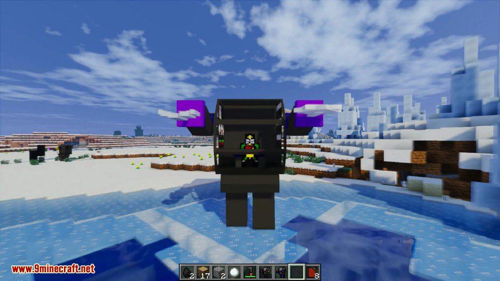 Flan's Titan Pack Mod Screenshots 12