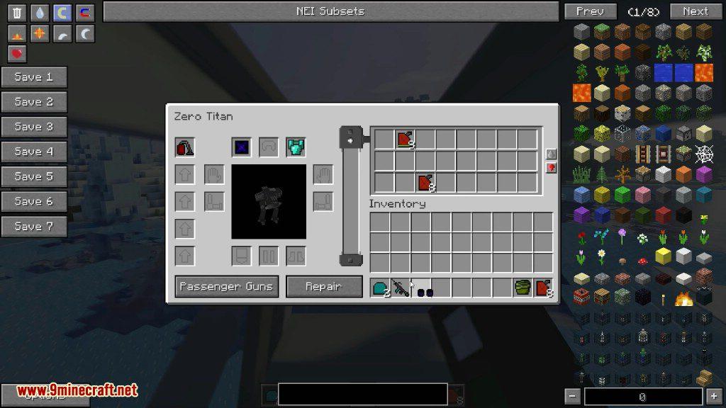 Flan's Titan Pack Mod Screenshots 13
