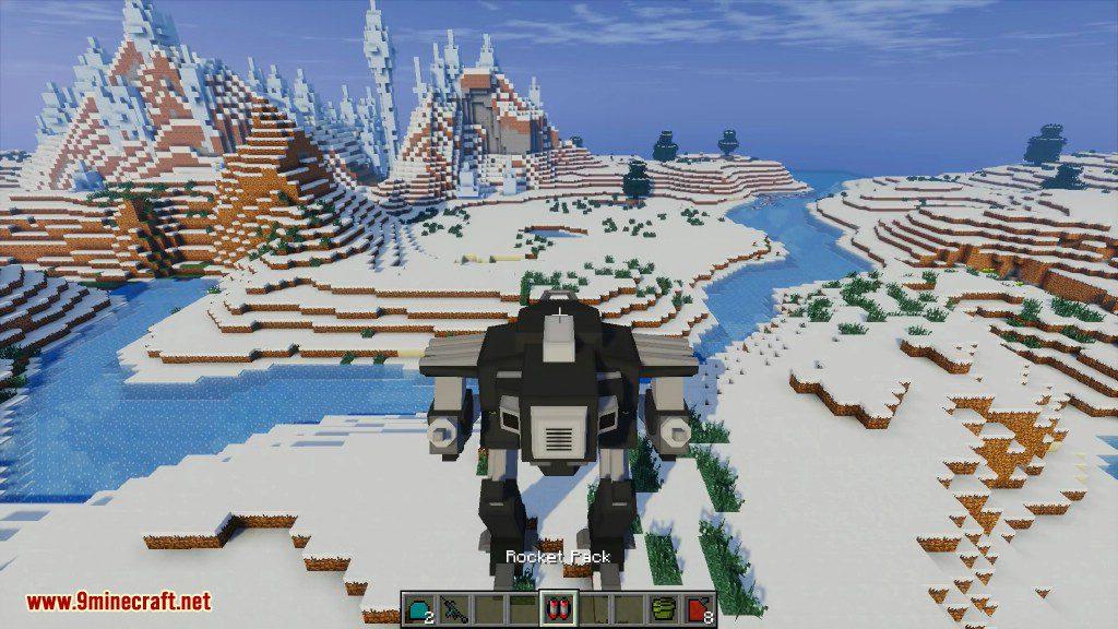 Flan's Titan Pack Mod Screenshots 14