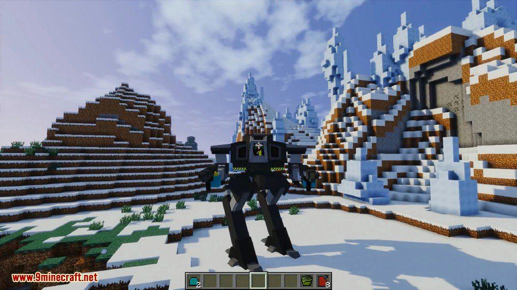 Flan's Titan Pack Mod Screenshots 16