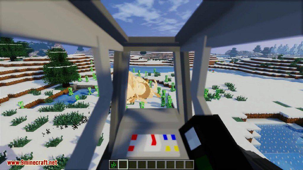 Flan's Titan Pack Mod Screenshots 18