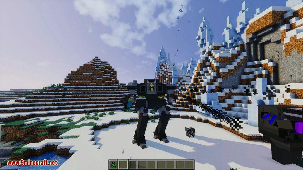 Flan's Titan Pack Mod Screenshots 19