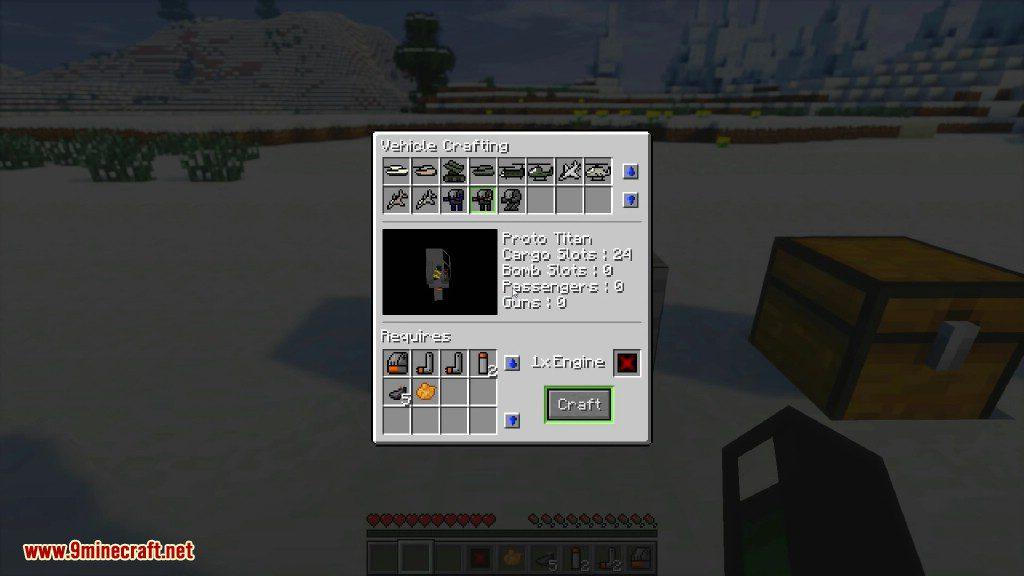 Flan's Titan Pack Mod Screenshots 4
