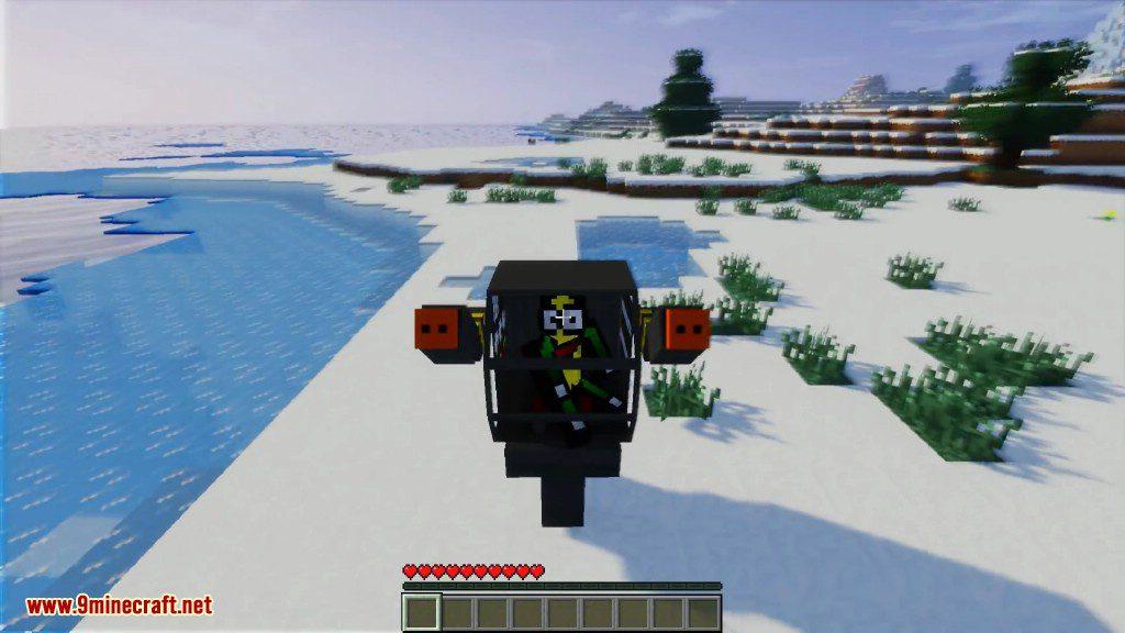 Flan's Titan Pack Mod Screenshots 5