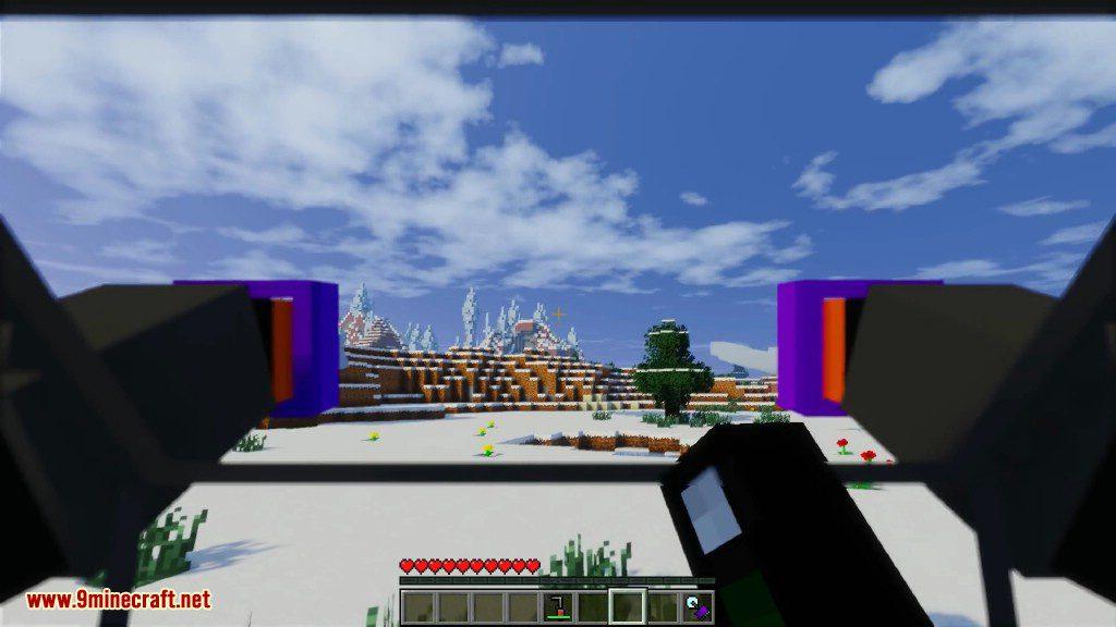 Flan's Titan Pack Mod Screenshots 8
