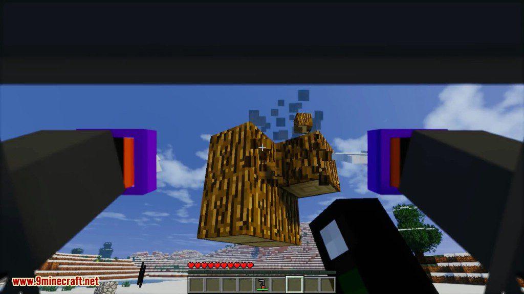Flan's Titan Pack Mod Screenshots 9