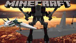 Flan's FutureCraft Pack Mod