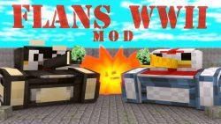 Flan's World War Two Pack Mod